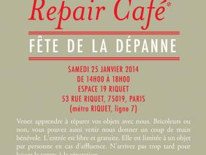 Repair café paris
