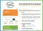 """Ecologic et Riposte Verte vous invite à la matinale """"déchets responsables"""" le 23 novembre à Paris"""