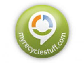 My recycle stuff logo