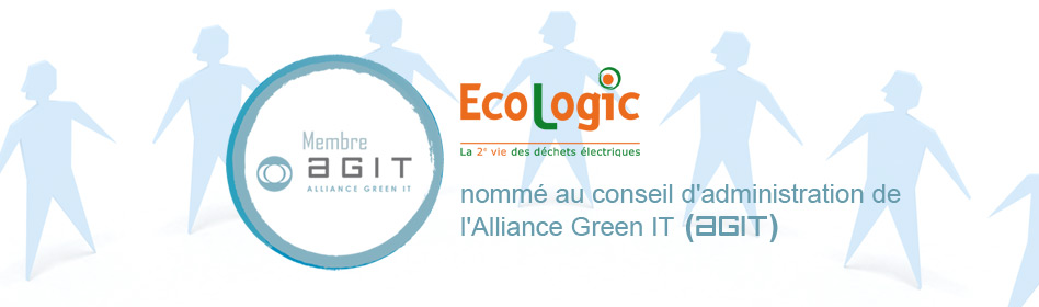 ecologic renforce sa position au sein de l alliance green it. Black Bedroom Furniture Sets. Home Design Ideas